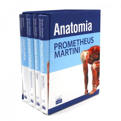Anatomia Umana - Prometheus Martini - Cofanetto completo