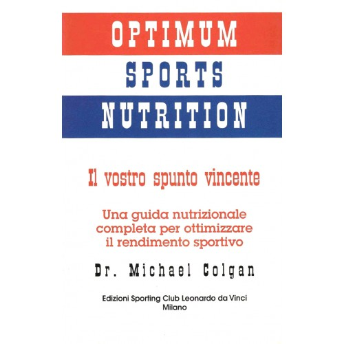 Optimum sports nutrition