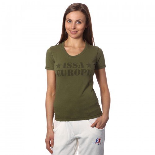 T-Shirt Verde Army