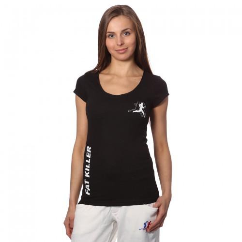 T-shirt chianti nera