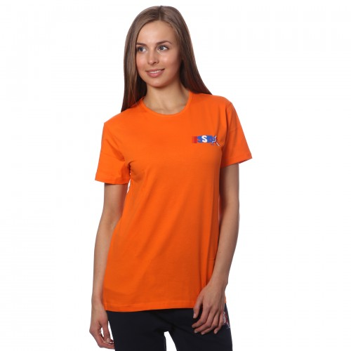 T-Shirt Sport Arancio