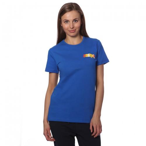 T-Shirt Sport Blu Royal