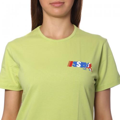 T-Shirt Sport Verde Fluo