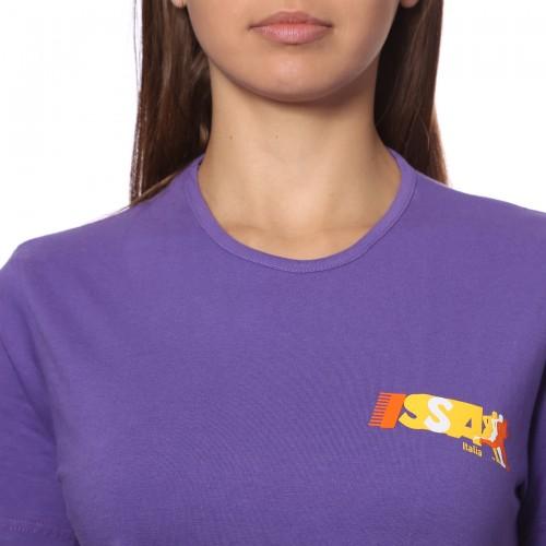 T-Shirt Sport Viola