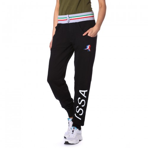 Pantalone Italia nero