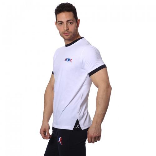 T-shirt cervinia bianca