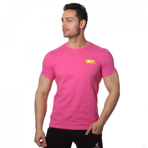 T-Shirt Sport Fucsia