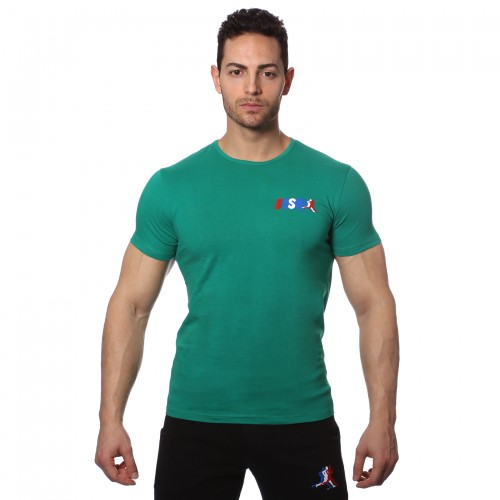 T-Shirt Sport Verde