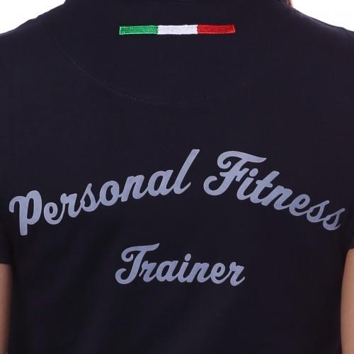 T-Shirt Blu Cagliari