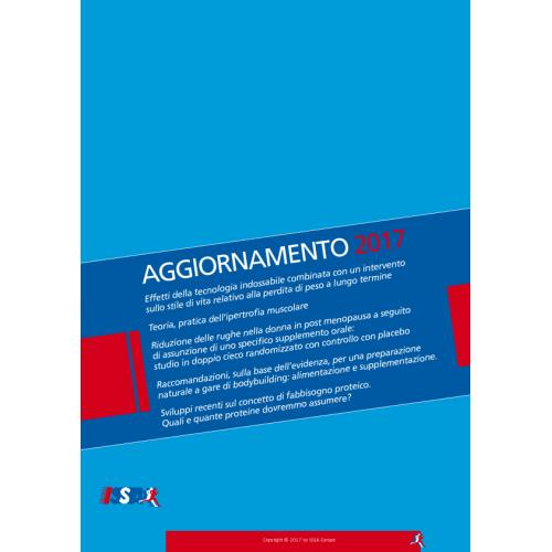 AGGIORNAMENTO 2017  - ed. scldv